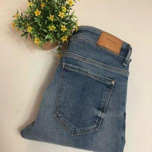 Zara Embrace Skinny Trafaluc Jeans SZ 2